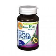 Papaia Enzima Mastigável 45mg (Digestão de Proteínas) Puritan