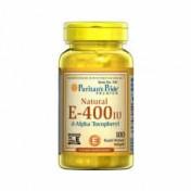Vitamina E 400 IU Puritan