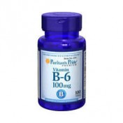 Vitamina B-6 100mg Puritan