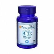 Vitamina B-12 500mcg Puritan