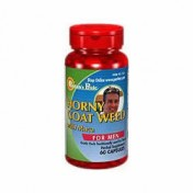Horny Goat Weed 500mg + MACA 300mg (Desempenho Máximo) Puritan