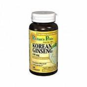 Ginseng Coreano 100mg (Vitalidade + Energia) Puritan