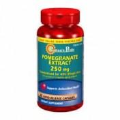 Romã/Pomegranate Extrato 250mg (Antioxidante) Puritan