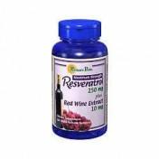 Resveratrol 250mg (Antioxidante) Puritan