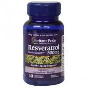Resveratrol 500mg (Antioxidante) Puritan